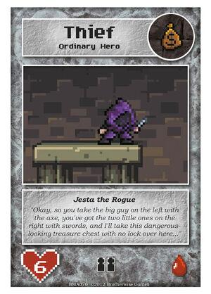 BMA076 Jesta the Rogue