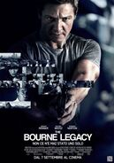The Bourne Legacy Poster 2
