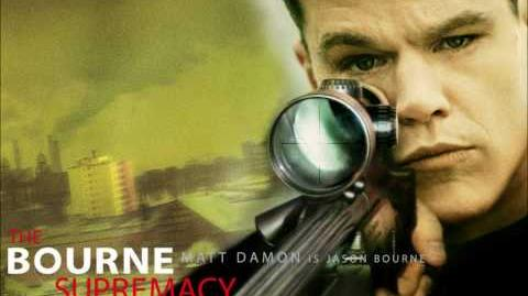 The Bourne Supremacy - Extreme Ways (Moby)