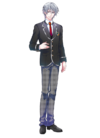 Saionji Ren Full Render