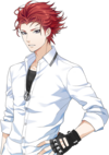 Arashi (embarrassed)