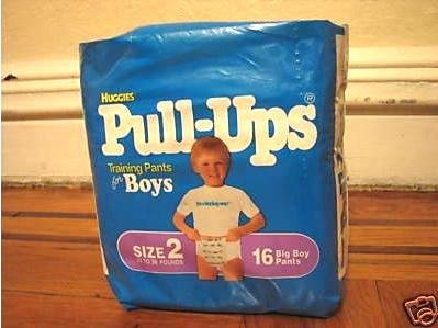 File:Huggies Pull-Ups for boys size 2 bag 1992.jpg