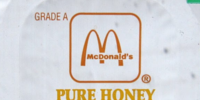 McDonald's Pure Honey