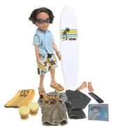 Bratz Boyz Sun-Kissed Summer Cade Doll