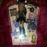 Bratz Treasures Sasha