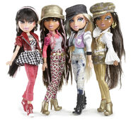 Bratz Rock Dolls