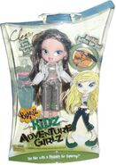 Bratz Kidz Adventure Girlz Cloe