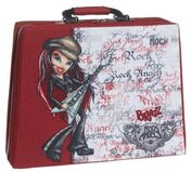 Bratz Rock Angelz Fashion Organizer Carrying Case