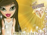 Bratz Forever Diamondz Jade Wallpaper