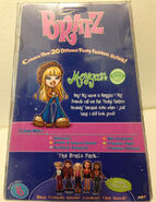 Bratz X-Press It Meygan Back