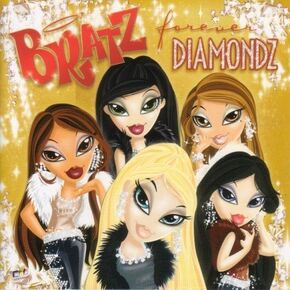 Bratz Forever Diamondz album cover