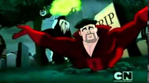 Aquaman's Rousing Song of Heroism
