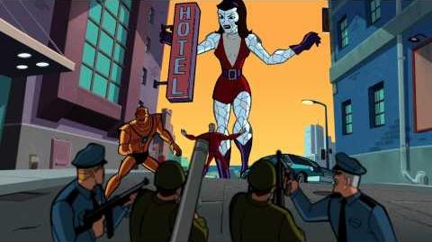 1 - THE LAST PATROL Batman The Brave and The Bold Cartoon Clip DOOM PATROL