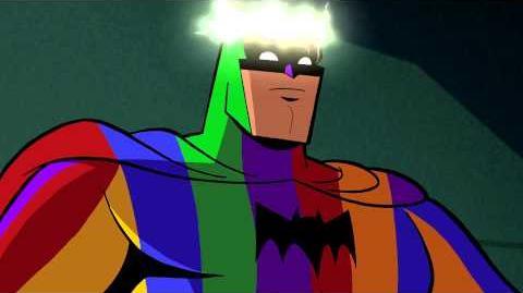 Batman Brave and the Bold - Emperor Joker! - Clip 1
