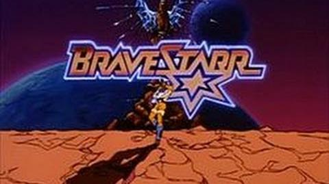 Bravestarr TV Cartoon Intro Opening Theme (1987)-0