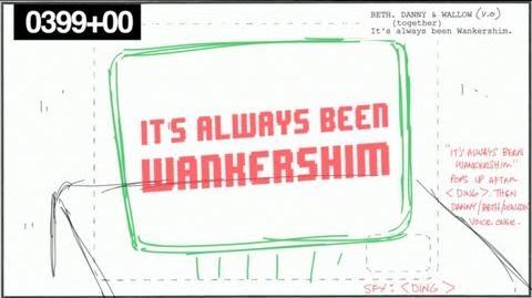 Ultra Wankershim Animatic (Bravest Warriors - Ep