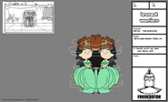 Modelsheet Beth and Danny Twirl EFX