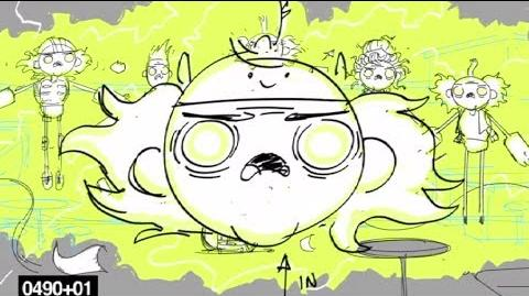 The Parasox Pub Animatic - Season 2 Ep. 10 of Bravest Warriors on CartoonHangover2