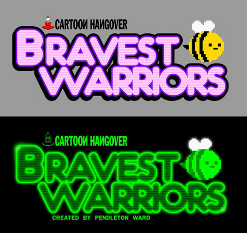 File:Bravest warriors final logos.png