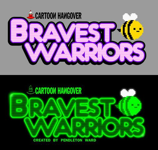 Archivo:Bravest warriors final logos.png