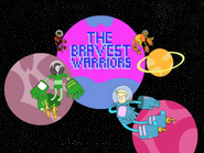 Bravest Warriors original logo