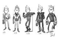 Chris Concept Art