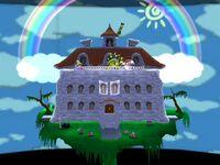 Peach's Castle 1