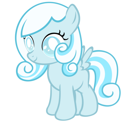 File:Snowdrop the blind filly by 2bitmarksman-d5z9hmp.png