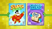 Super Duck vs Muscle Bread2