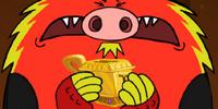 Lava Mole