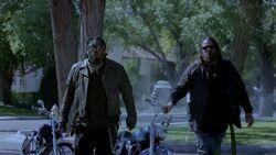 1x04 - Jesse's hallucination