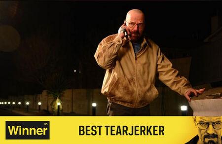 BB AwardFrame BestTearjerker