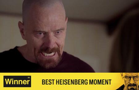 BB AwardFrame BestHeisenberg