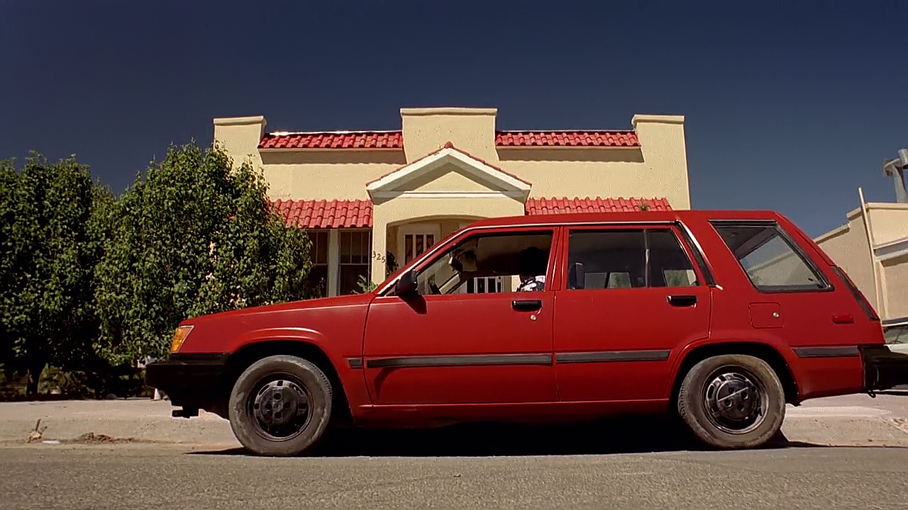 1986 Toyota Tercel  Breaking Bad Wiki  Fandom powered by Wikia