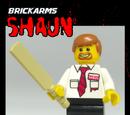 Shaun the UK Zombie Fighter