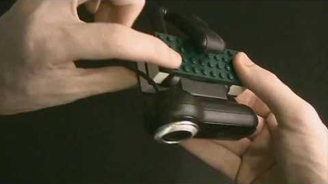 Logitech Quickcam pro 9000 Lego Cradle Tutorial