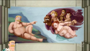 Creation of Woody