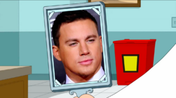 Channing on brickleberry