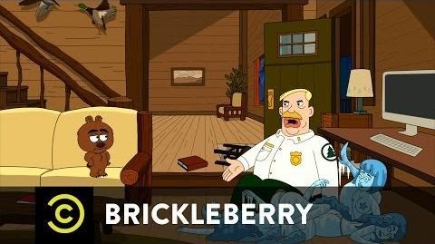 Brickleberry A G**damn Adonis