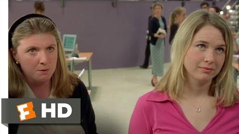 Bridget Jones's Diary (5 12) Movie CLIP - Sticking it to Daniel (2001) HD