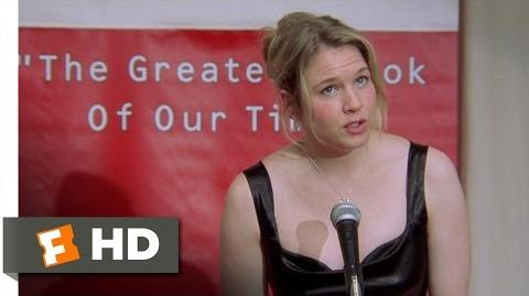 Bridget Jones's Diary (1 12) Movie CLIP - Painfully Awful Speech (2001) HD