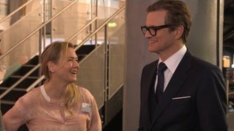 Renée Zellweger and Colin Firth Dish on Bridget Jones's Baby