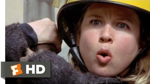 Bridget Jones's Diary (6 12) Movie CLIP - The Fireman's Pole (2001) HD