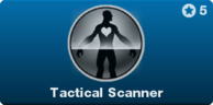 BRINK Tactical Scanner icon
