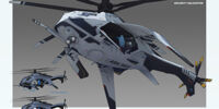 Ark Security Helicopter