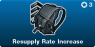 BRINK Resupply Rate Increase icon
