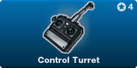 BRINK Control Turret icon