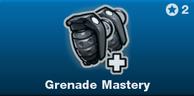 BRINK Grenade Mastery icon