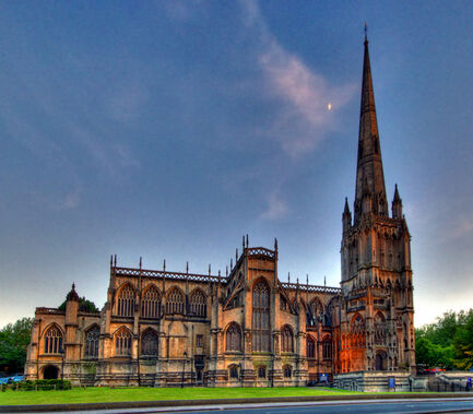 North-church-by-moon
