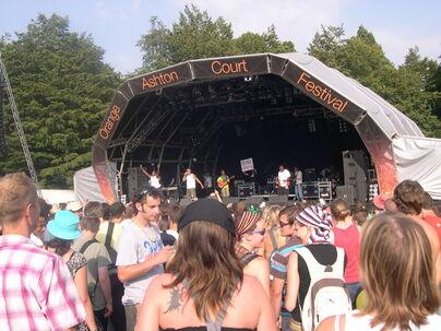 Ashton Court Music Festival - geograph.org.uk - 415800